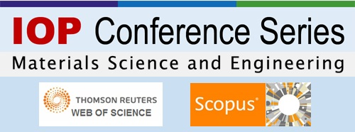 IOP Conference Series: Materials Science and Engineering (MSE)